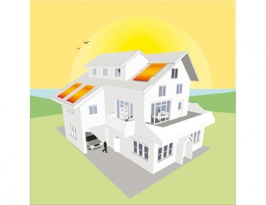 Energia solare 3D