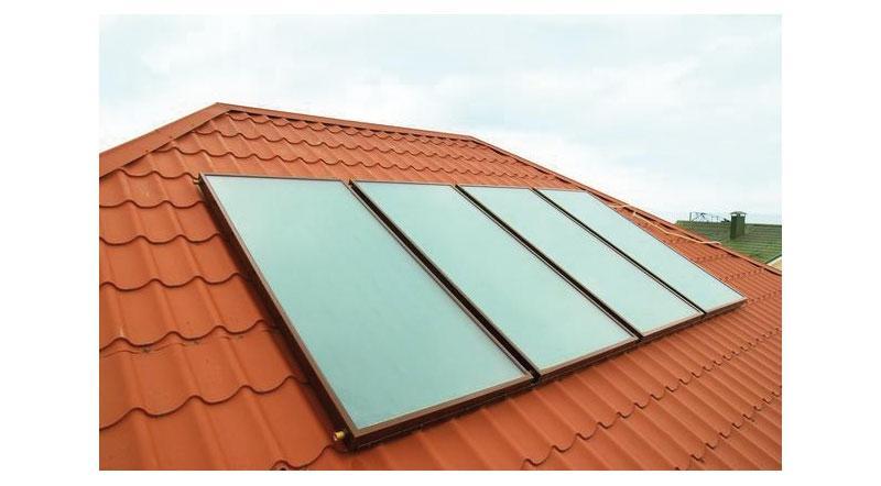 Energia e sole in pannelli solari