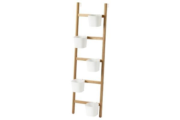 Mobiletto porta piante Satsumas scala Ikea