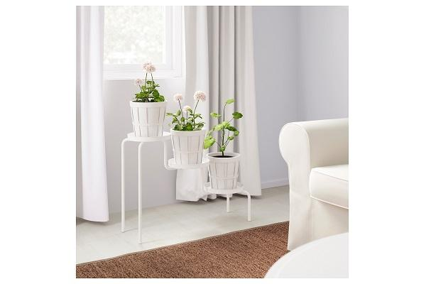 Foto - Mobiletti porta piante per decorare casa
