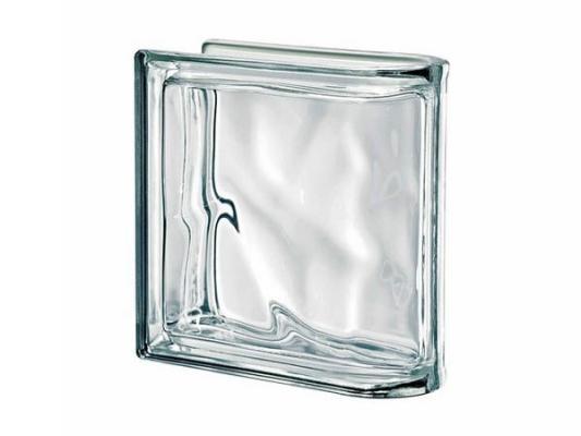 Vetromattone terminale trasparente - Iperceramica