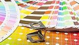Mazzette e schede perforate Phantone per il rilievo dei colori