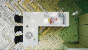 Gres effetto legno colorato: nuove collezioni