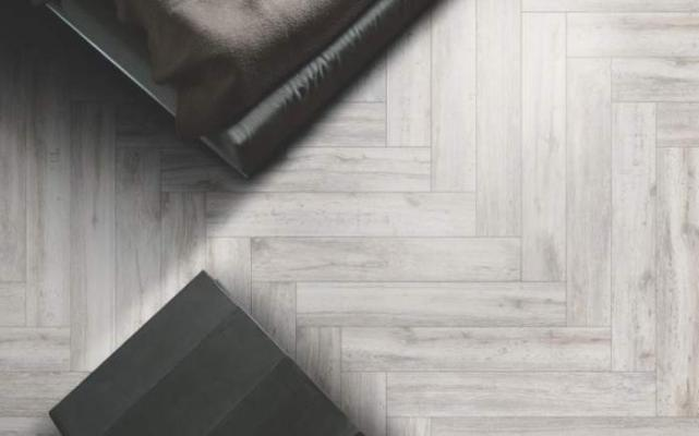 Gres effetto legno I Legni Bianco di Ceramiche Pronte