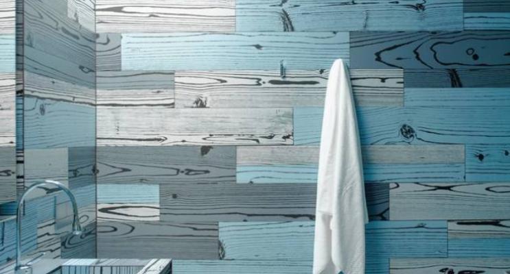 Gres effetto legno UonUon di 14oraitaliana