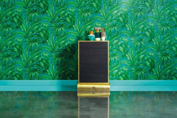 Carta da parati per casa modello Versace Home by Wall Art