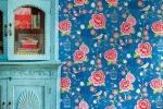 Carta da parati per casa mod Amina by Carta da parati degli anni '70