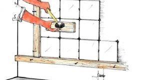Come rivestire una parete con piastrelle creando effetti décor