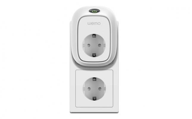 Presa elettrica wi fi Wemo di Belkin