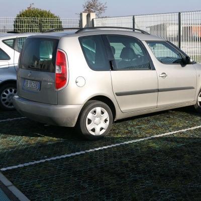 Prato carrabile per parcheggiare le auto, da bestprato.com