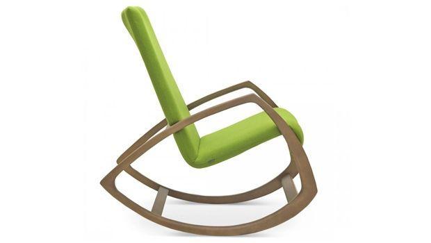 Sedie A Dondolo Design.Sedie A Dondolo Moderne Nuovo Trend Dell Interior Design