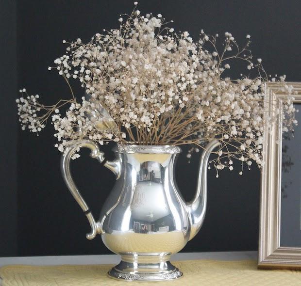 Alluminio e bicarbonato per pulire l'argento: risultato, da northcarolinacharm.com