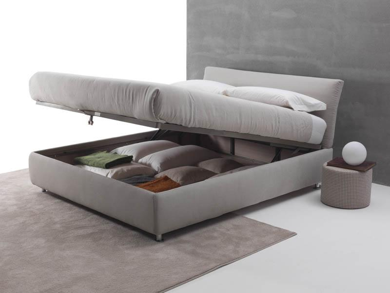 Fare Un Letto Contenitore : Letto che scompare o letto che non è un letto miniandcheap