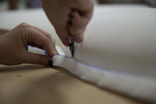 Lavorazione artigianale Santambrogio