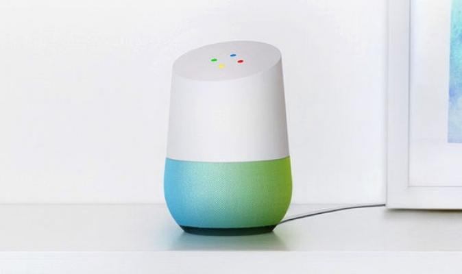 Google Home in ambiente