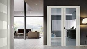 Porte a specchio per arredare e ampliare visivamente gli spazi