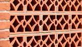 Frangisole grigliato di cotto Valdarno di Solava