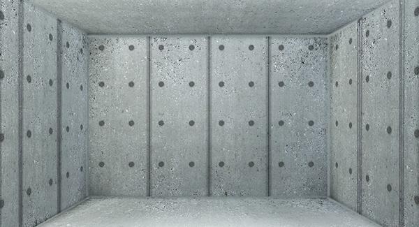 La malta osmotica è molto efficace nella protezione delle pareti controterra di calcestruzzo