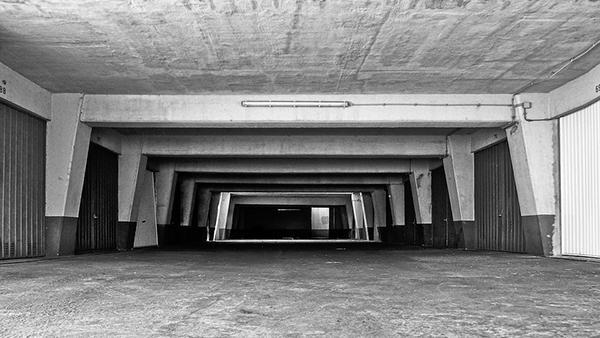 I garage seminterrati sono una delle applicazioni ottimali del cemento osmotico