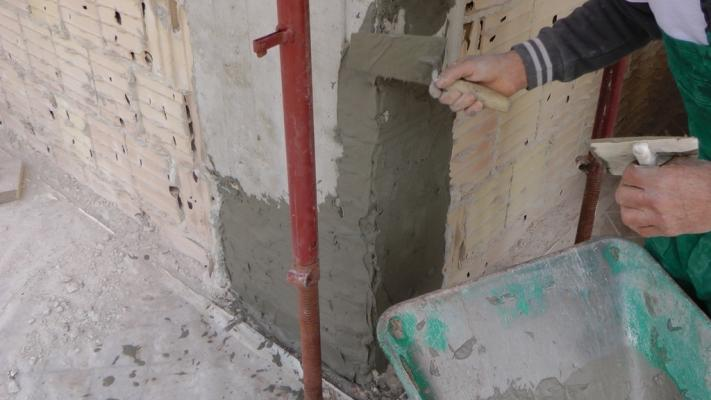 Ripristino di elementi strutturali in calcestruzzo armato, Diasem
