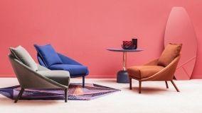Sedute rilassanti per un angolo del comfort in casa