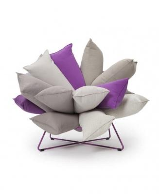 Un'esplosione di cuscini, da Vivero