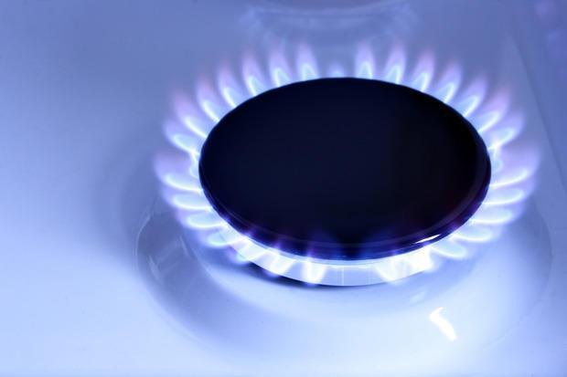 Consumo di gas