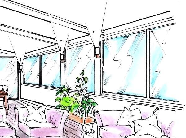 Ampliare abitazione con veranda su terrazzo - Ampliare casa con struttura in legno ...