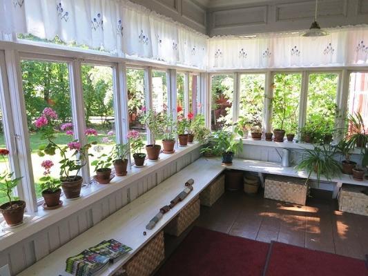 Veranda in giardino, realizzazione Corsaro
