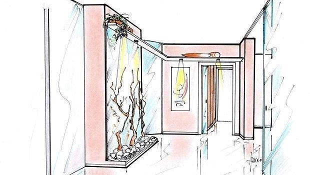 Idee Armadio A Muro Corridoio.Disimpegni E Corridoi Soluzioni D Arredo