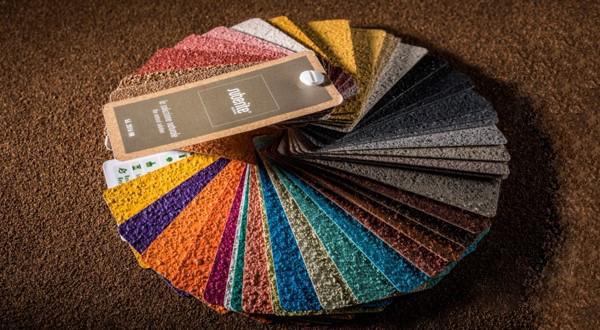 Le possibili colorazioni della Suberite, EasyBiz Servizi