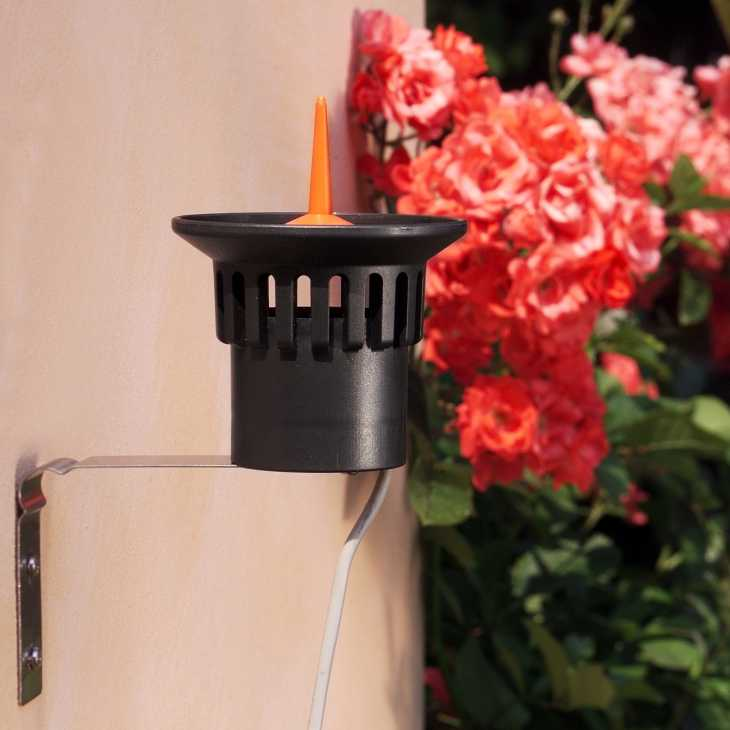 Rain sensor di claber per l'irrigazione programmata
