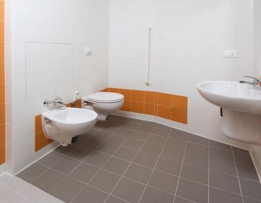 Modulo bagno prefabbricato - Helite