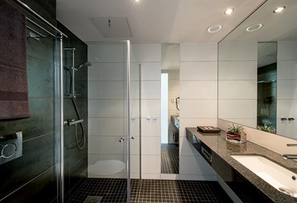 Bagno prefabbricato modulo - Bathsystem