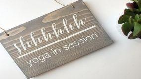 Angolo yoga in casa: ecco come crearlo