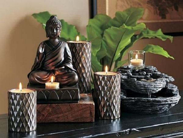 Il nero e altri colori possono essere presenti tramite arredi e oggetti