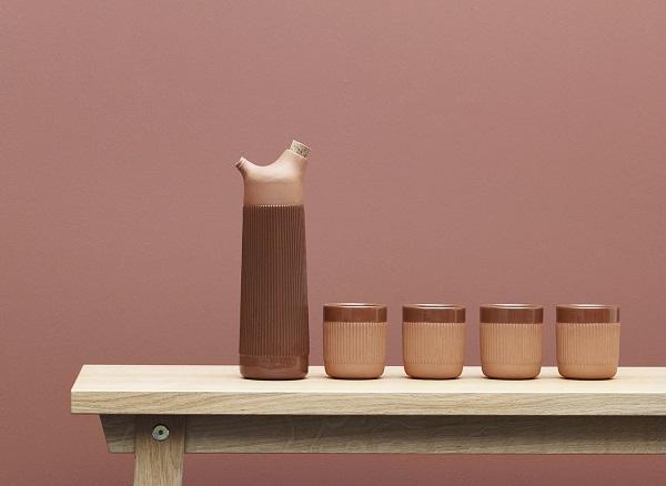 Il plissé ispira anche la serie Junto di Normann Copenhagen