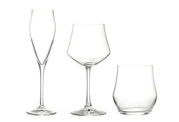 Calici e bicchieri per vino set 1159200 Ego RCR Cristalleria Italiana