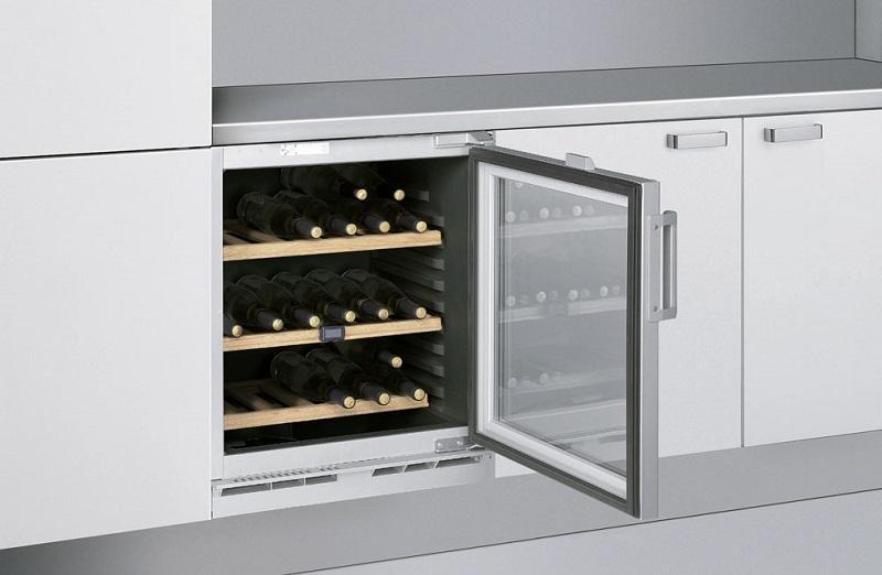 Foto - Come creare un angolo di degustazione vini in casa