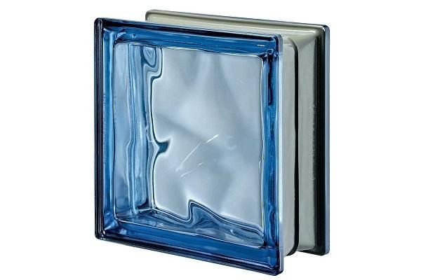 Mattoni di vetro ondulato Iperceramica