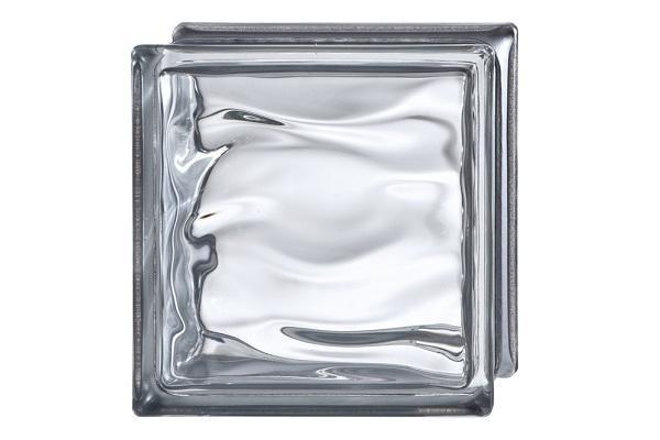 Mattoni di vetro Bormioli Rocco Agua Antracite