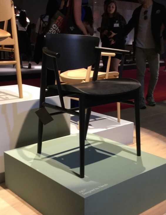 Collezione di sedie in legno massello No1, Fritz Hansen