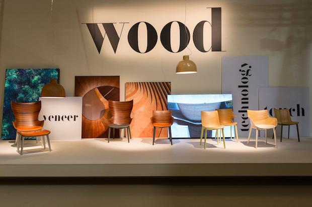 Collezione Woody, Kartell