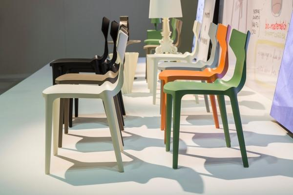 Salone del mobile 2018, stand Kartell
