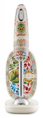 Firmato da Dolce&Gabbana l'elettrodomestico di Smeg a Eurocucina