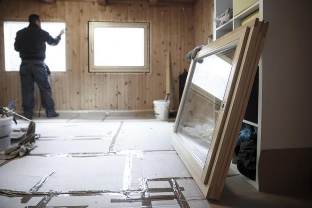 Restauro e risanamento di ambienti interni