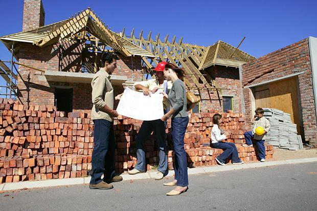 Lavori edili di ristrutturazione