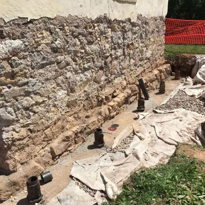 Consolidamento terreni e fondazioni