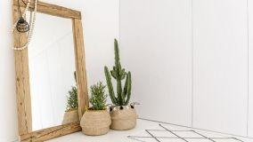 Come posizionare uno specchio in casa