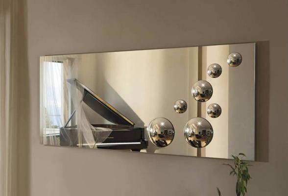 Specchio Le Sfere di Riflessi